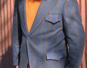 Montgomery Wards Tweed Blazer