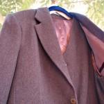Chestnut Tweed Open