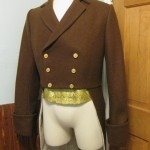 Regency Wool Tailcoat