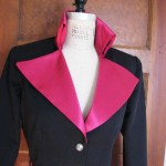 Ladies Mini-Tailcoat