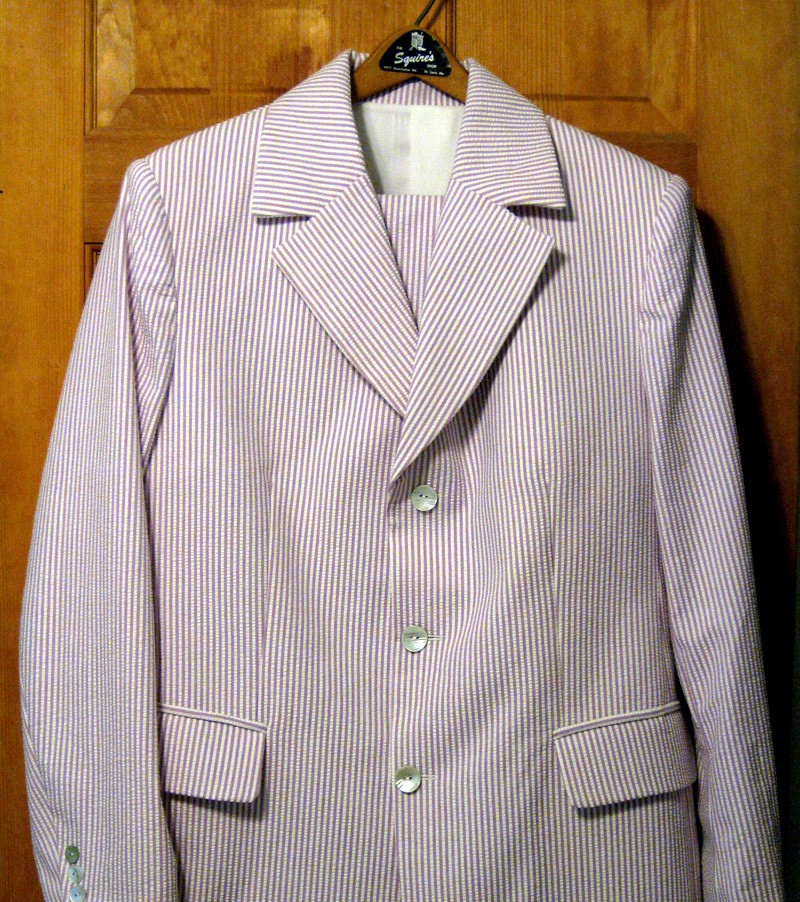 3 pc seersucker suit » Denver Bespoke: Custom Tailored Suits