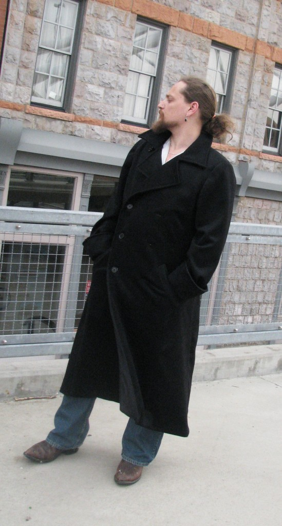 Cashmere Greatcoat