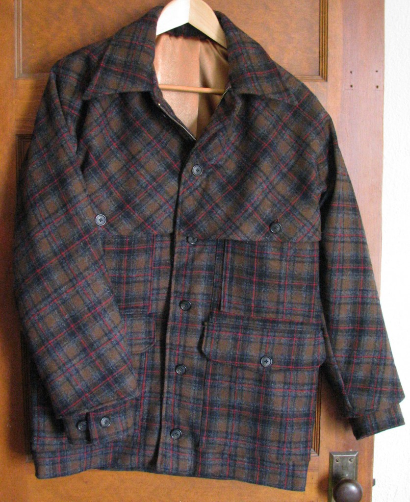 Plaid Hunting Jacket