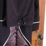 back belt victorian pant