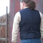 Victorian Melton Vest