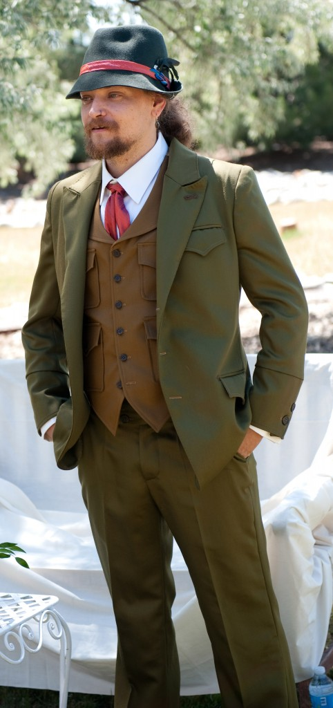 Boardwalk Empire Style Suit