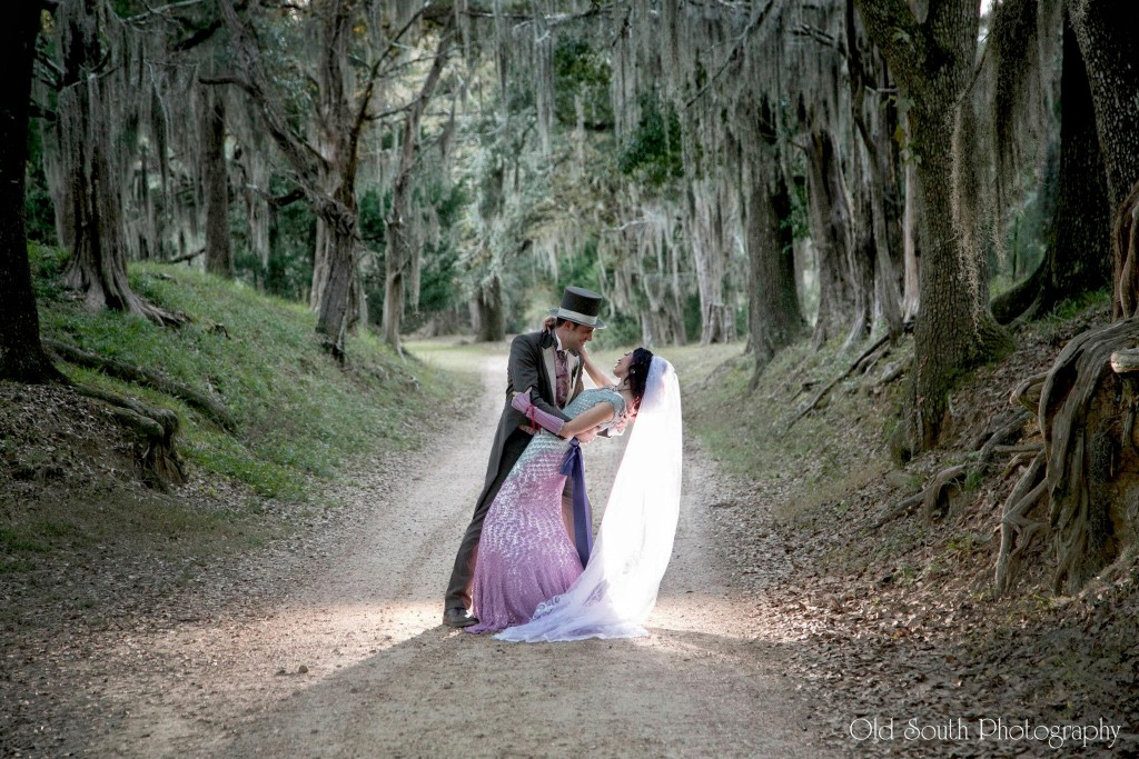 Tailcoat Wedding Picture