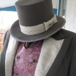Tophat and tailcoat