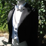 Pique Vest Tailcoat