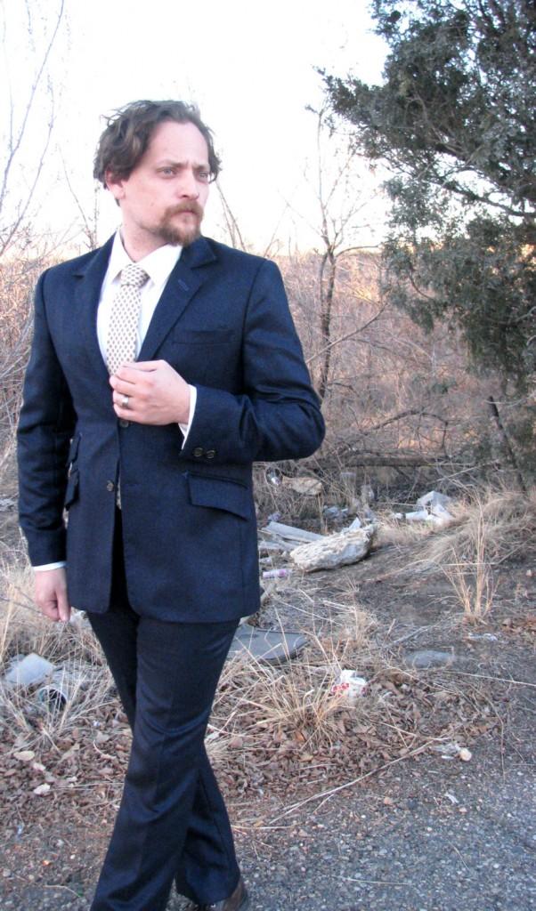 Mod Navy Suit