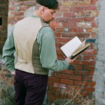 Tweed Workingman's Vest