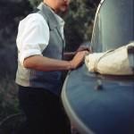 1920s Tweed Vest