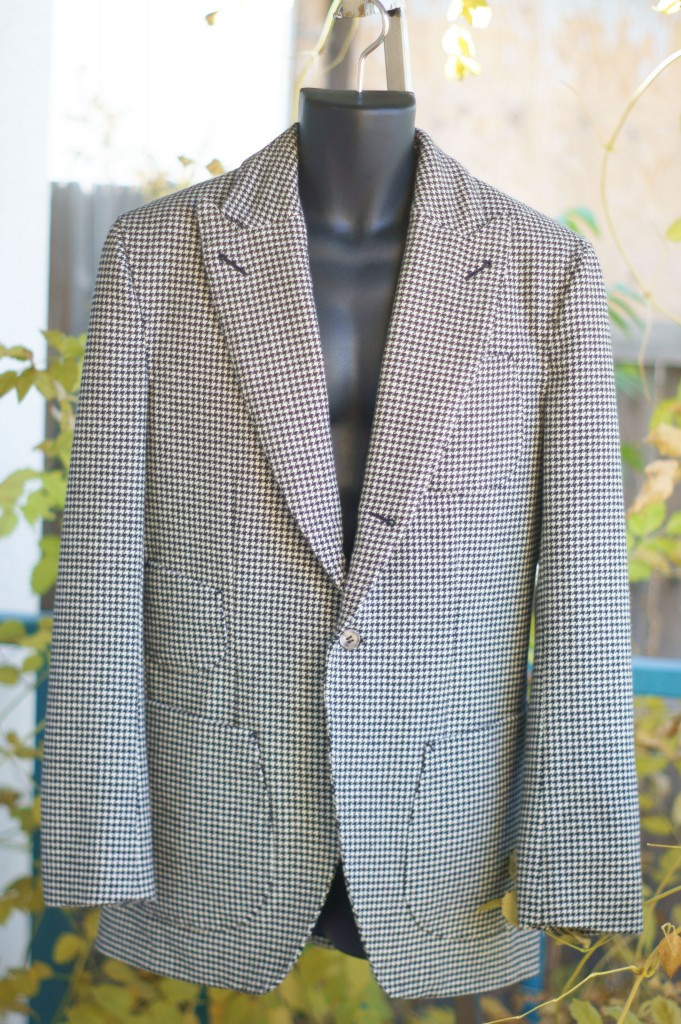 Denver Bespoke Jacket