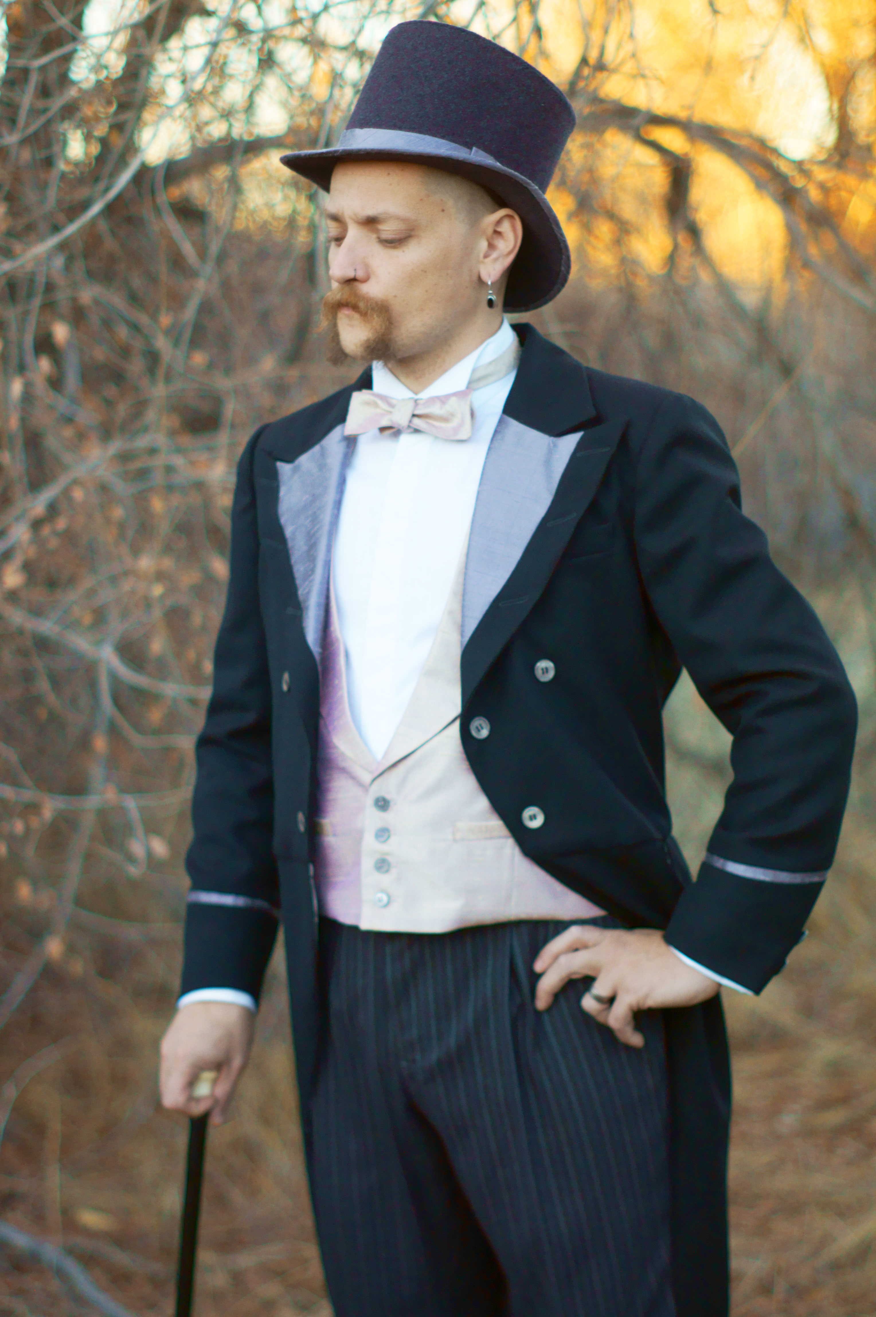 Morning Coats and Tailcoats–From Wools and Silks – Denver Bespoke ...