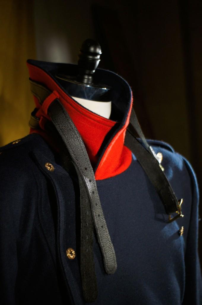 Military Collar Coat
