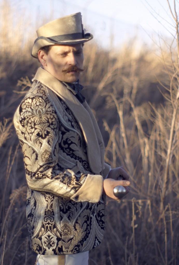 Smoking Jacket Tuxedo